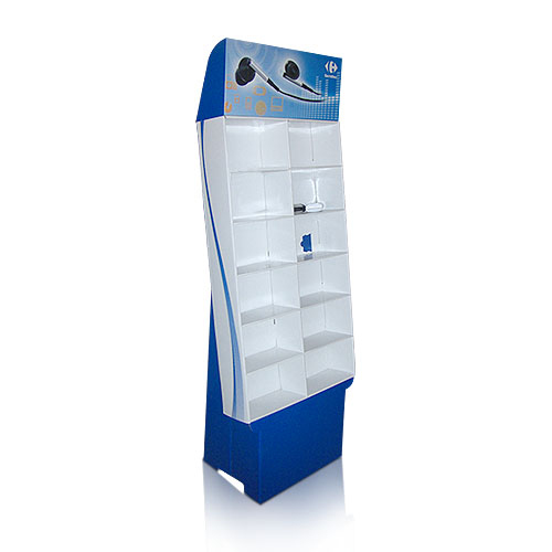 Stock Cardboard Point of Purchase Display Stands Manufacturer