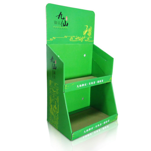 Retail Corrugated Counter Display Boxes Supplier
