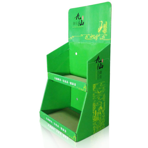 Retail Corrugated Counter Display Boxes