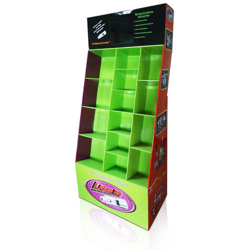 Cardboard Display Accessories Stands
