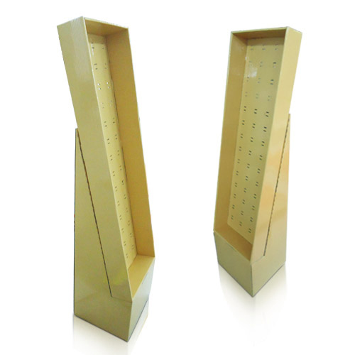 Promotional Point-of-Purchase Display Corrugated Cardboard Stands