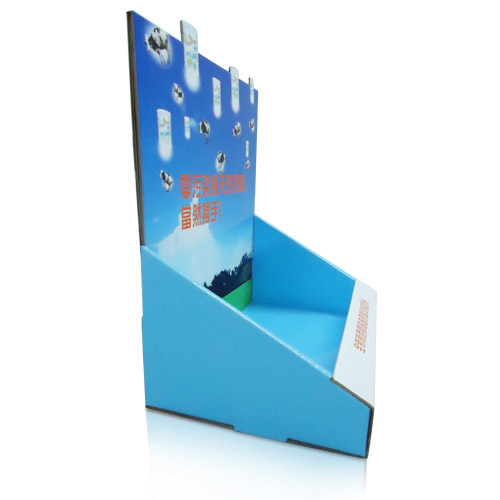 corrugated cardboard counter display boxes supplier