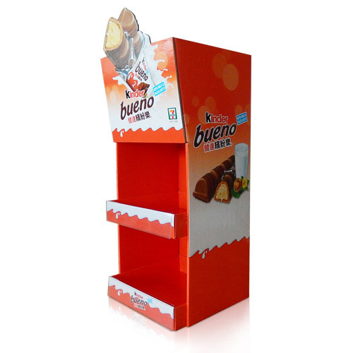 China cardboard countertop pop displays boxes factory