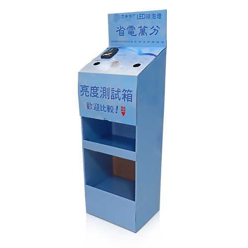 Free Standing Cardboard Floor Display Stands