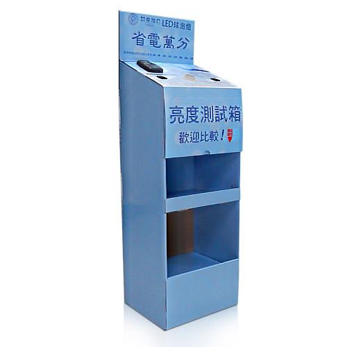 Custom Free Standing Cardboard Floor Display Stands Suppliers