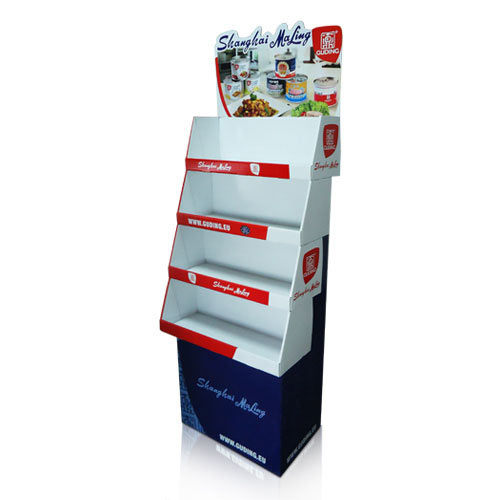 Retail Corrugated Floor Display Stand China Suppliers