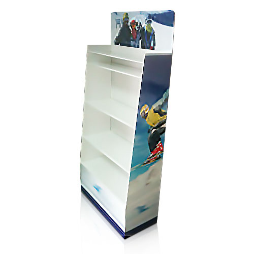 Custom Cardboard Point of Purchase Displays