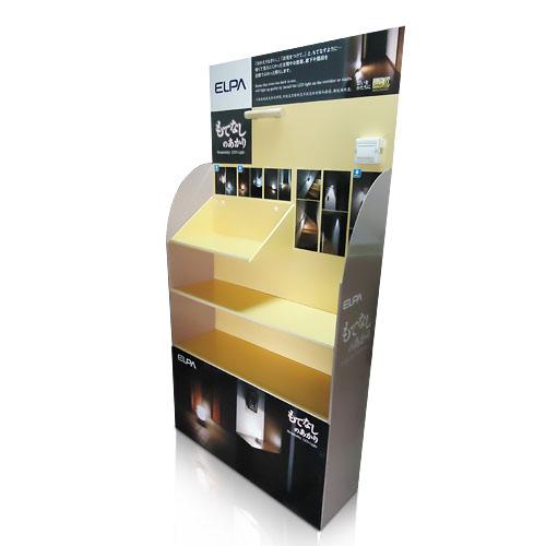 Custom POS Cardboard Product Display Factory