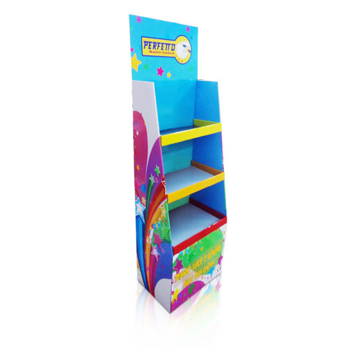Custom POS Cardboard Retail Display Stands