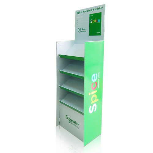 Point of Purchase (POP) Floor Display Stands China Suppliers