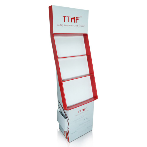 POS Cardboard Advertising Display Stands