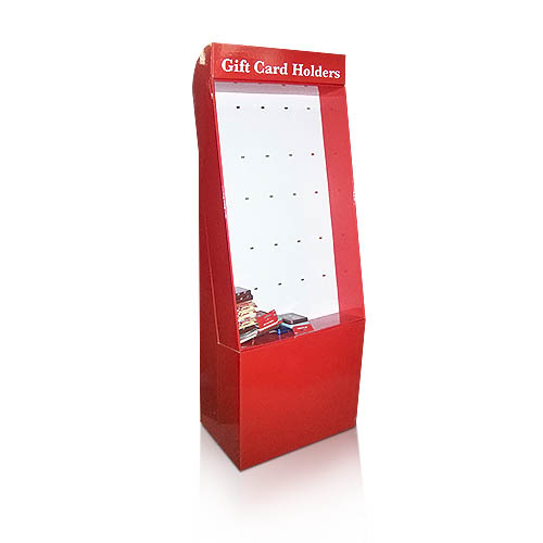 Cardboard Greeting Card Display Stands China Supplier
