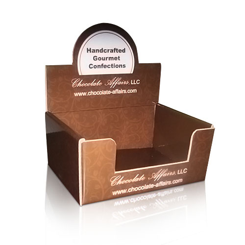 custom counter display boxes supplier