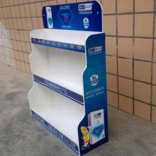 POP Counter Forex Board Display Stand
