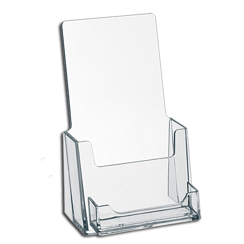 Acrylic Greeting Card Display Rack