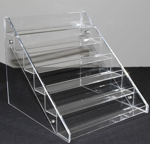 China Acrylic Nail Polish Rack Display Manufacturers