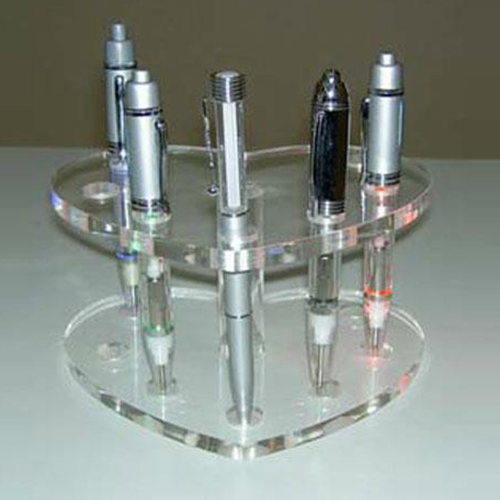 China Acrylic Pen Display Rack Manufacturers