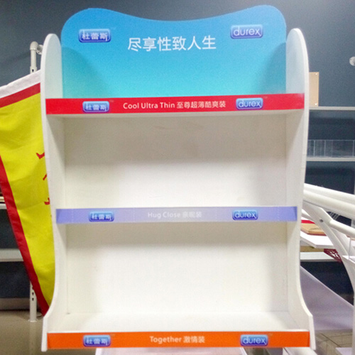 custom made pop counter forex board retail displays supplier-1