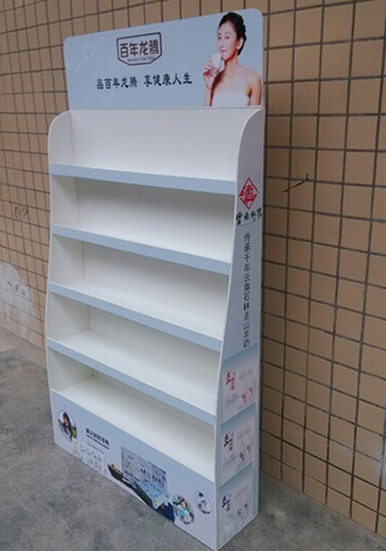 Point of Sale PVC Foam Board Floor Display