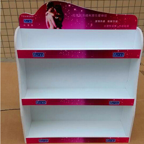 PVC Foam Board Product Display Stands