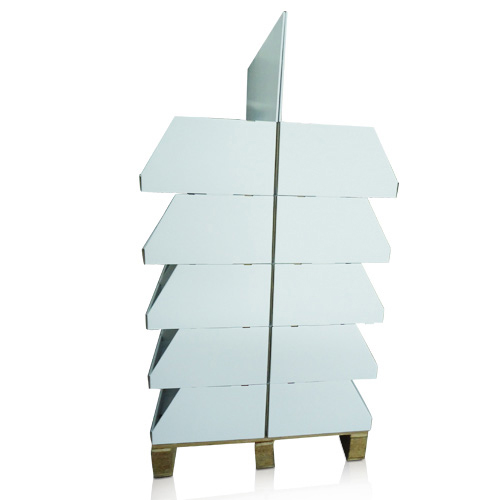 Costco Merchandising Stock Corrugated Pallet Displays Manufacturer