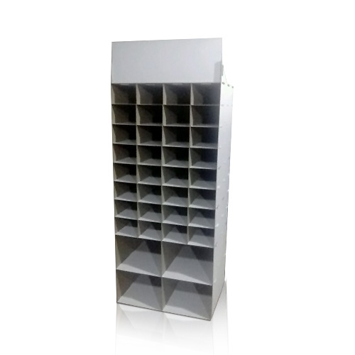 Corrugated Store Display Shelves