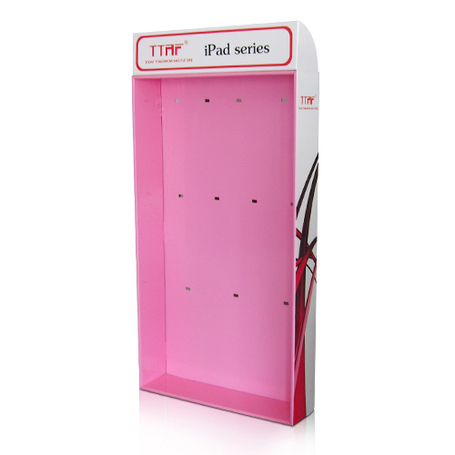 Free Standing Cardboard Hook Display Units in Stock