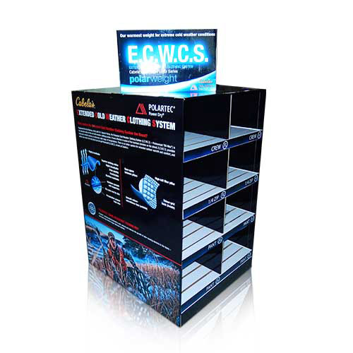 Increasing Product Sales with Point of Sale Displays